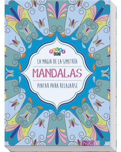 Mandalas pintar para relajarse comprar libro en - Libros para relajarse ...