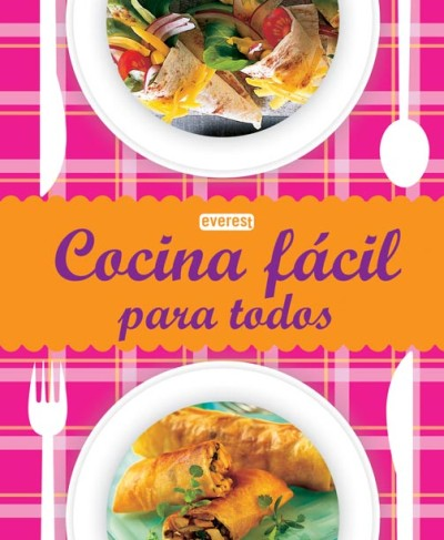 Cocina f cil para todos varios autores comprar libro en for Videos de cocina facil