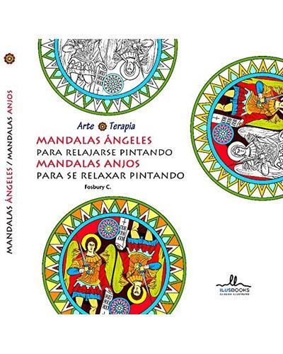 Mandalas para relajarse pintando ngeles comprar libro en - Libros para relajarse ...