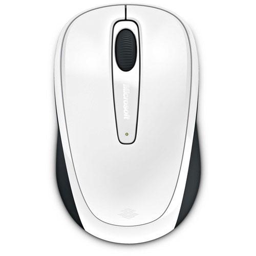 Raton Inalambrico Microsoft Blanco Ratón Inalámbrico