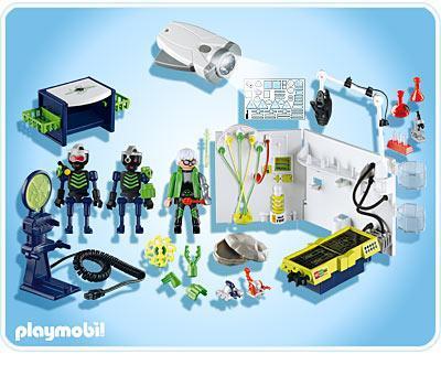 Photos - Home Playmobil Top Agents Playmobil Top Agents Moto Et Agent