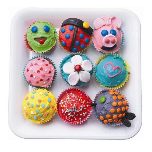 Moldes de silicona sharemedoc - Moldes cupcakes silicona ...