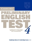 Cambridge Preliminary English Test 4 Audio CDs