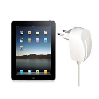 chargeur secteur pour apple ipad 1 apple ipad 2 apple ipad 3 achat prix fnac. Black Bedroom Furniture Sets. Home Design Ideas