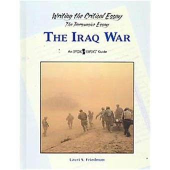 Argumentative Essay On Iraq War