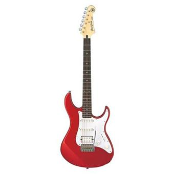 guitare electrique yamaha pacifica pa012 red metallic top. Black Bedroom Furniture Sets. Home Design Ideas