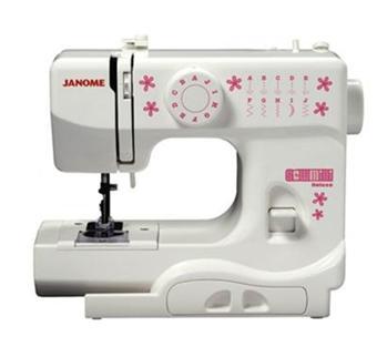 Machine coudre janome sew mini deluxe achat prix fnac for Machine a coudre fnac