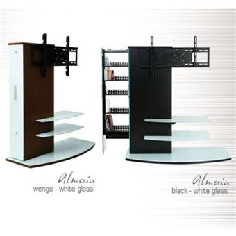 Casado almeria stand 1110wg meuble tv fixation murale - Meuble tv rotatif ...