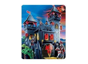 playmobil 3269 ch teau forteresse du dragon rouge achat prix fnac. Black Bedroom Furniture Sets. Home Design Ideas