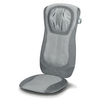 beurer mg 250 si ge massant assise chaise massage shiatsu achat prix fnac. Black Bedroom Furniture Sets. Home Design Ideas