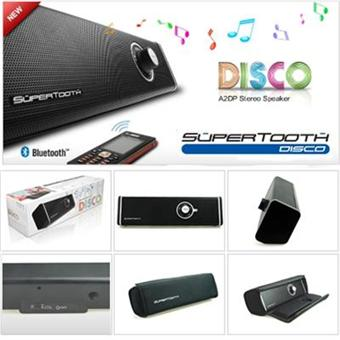 supertooth supertooth disco enceintes bluetooth st r o 2 0 achat prix fnac. Black Bedroom Furniture Sets. Home Design Ideas