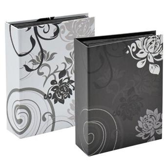 album photo pochette 10x15 grindy minimax blanc pour 100 photos album photo walther top prix. Black Bedroom Furniture Sets. Home Design Ideas