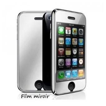 Idiffusion film de protection pour ecran tactile iphone for Effet miroir photo iphone