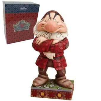 figurine collection 7 nains grincheux achat prix fnac