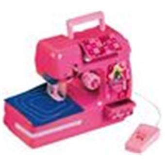 Machine coudre barbie achat prix fnac for Machine a coudre fnac