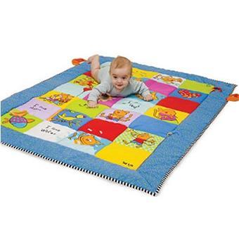 taf toys tapis d 39 veil la journ e de b b achat prix fnac. Black Bedroom Furniture Sets. Home Design Ideas