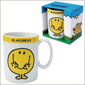 monsieur madame mug monsieur heureux top prix fnac. Black Bedroom Furniture Sets. Home Design Ideas