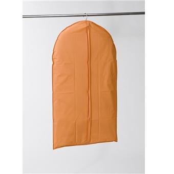 housse courte pour vetements orange achat prix fnac. Black Bedroom Furniture Sets. Home Design Ideas