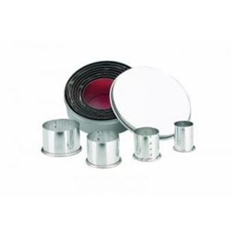 Ibili ustensiles et accessoires de cuisine coupe pate for Accessoires cuisine inox