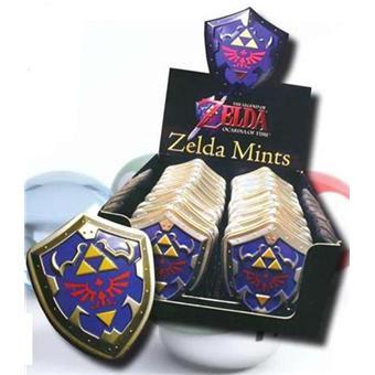 Nintendo bonbons bouclier zelda achat prix fnac for Achat maison zelda