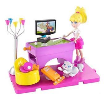 Mattel polly pocket univers de la maison polly salle - Polly pocket jeux gratuit ...