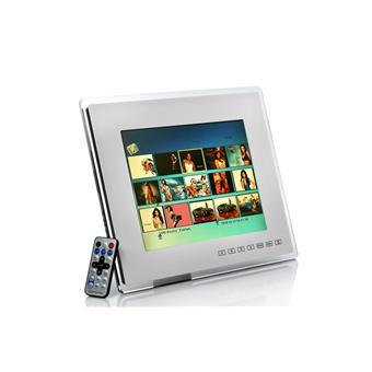 Cadre photo numerique 12 pouces et lecteur multimedia - Cadre photo numerique 20 pouces ...