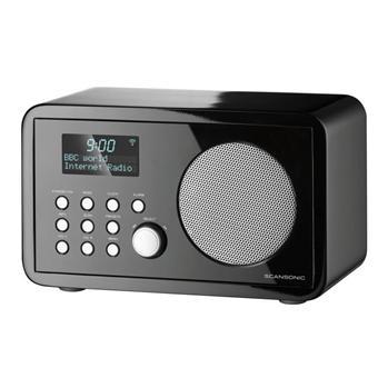 Web radio SCANSONIC IN200 NOIR