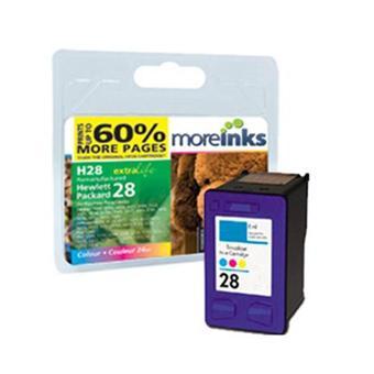 moreinks 1 cartouche d 39 encre compatible tri couleur pour. Black Bedroom Furniture Sets. Home Design Ideas