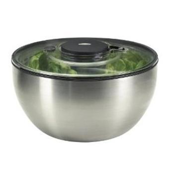oxo 1071497 essoreuse salade inox cuisine achat prix fnac. Black Bedroom Furniture Sets. Home Design Ideas