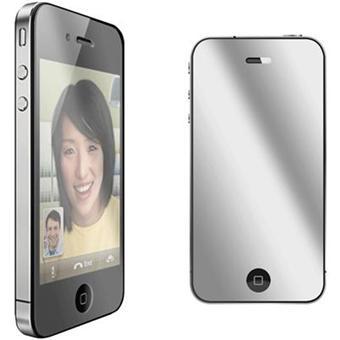 apple iphone 4 4s film protection ecran avec applicateur et serviette de nettoyage effet. Black Bedroom Furniture Sets. Home Design Ideas