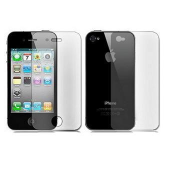 3 films protection cran t l phone apple iphone 4s full avant arri re achat prix fnac. Black Bedroom Furniture Sets. Home Design Ideas