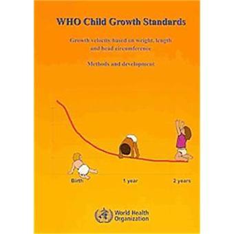 who child growth standards world health organization