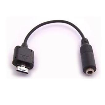 cable adaptateur audio avec prise jack pour lg kp100 achat prix fnac. Black Bedroom Furniture Sets. Home Design Ideas