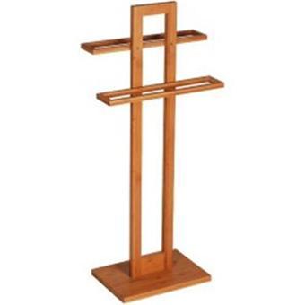 La chaise longue porte serviettes bambou top prix fnac for Chaise porte serviette