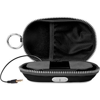 dreamgear i sound concert to go noir enceinte de poche pour ipod iphone meilleur prix. Black Bedroom Furniture Sets. Home Design Ideas