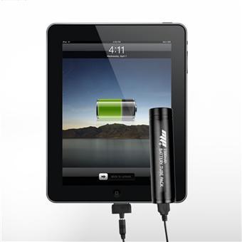 batterie de secours powertube pour iphone 3 4 iphone 5. Black Bedroom Furniture Sets. Home Design Ideas