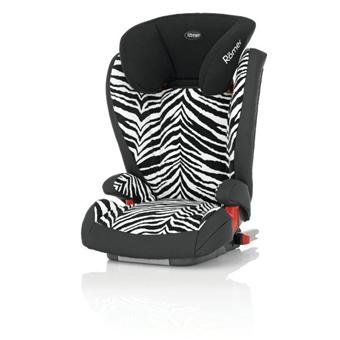 romer si ge auto groupe 2 3 kidfix smart zebra achat prix fnac. Black Bedroom Furniture Sets. Home Design Ideas