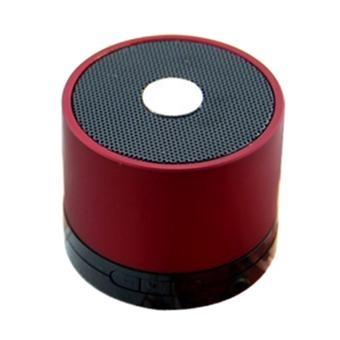 mini enceinte bluetooth innovatec rouge lecteur micro sd. Black Bedroom Furniture Sets. Home Design Ideas