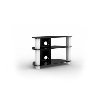 meuble tv pour cran plat 37 pouces achat prix fnac. Black Bedroom Furniture Sets. Home Design Ideas