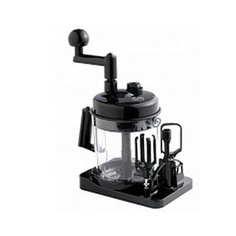mastrad robot manuel multifonctions avec base noir achat prix fnac. Black Bedroom Furniture Sets. Home Design Ideas