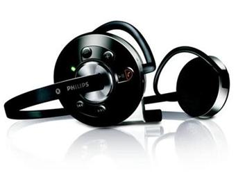 casque bluetooth stereo philips shb6110 forme tour de cou. Black Bedroom Furniture Sets. Home Design Ideas