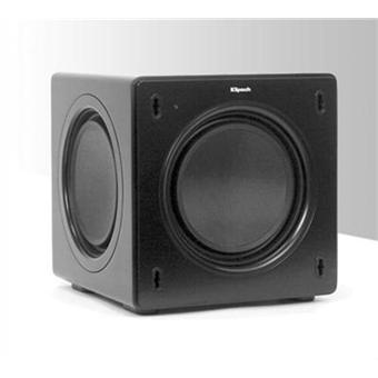 klipsch caisson de basses finition noir sw 308 achat prix fnac. Black Bedroom Furniture Sets. Home Design Ideas