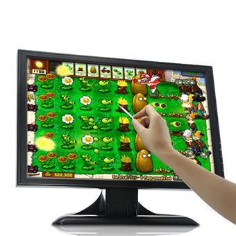 moniteur ecran tactile 19 pouces lcd jeux et pos achat. Black Bedroom Furniture Sets. Home Design Ideas