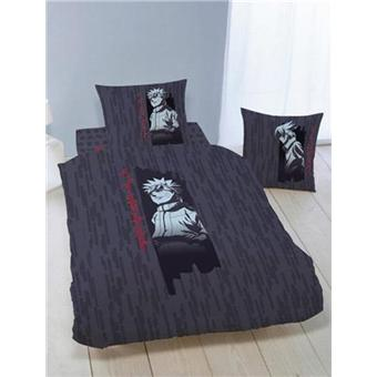 drap housse naruto senshi top prix fnac. Black Bedroom Furniture Sets. Home Design Ideas