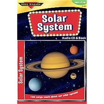 Rock N Learn Solar System - Achat Livre - Achat & prix | fnac