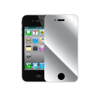 Film de protection avec effet miroir pour apple iphone 4 for Effet miroir photo mac