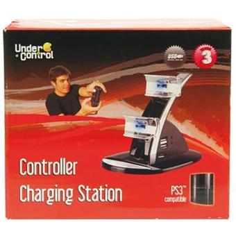 station de recharge 2 manettes ps3 achat prix fnac. Black Bedroom Furniture Sets. Home Design Ideas