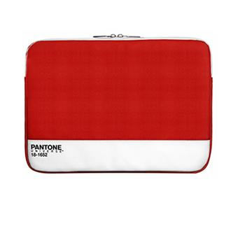 housse pantone universe apple macbook pro 13 rouge achat prix fnac. Black Bedroom Furniture Sets. Home Design Ideas