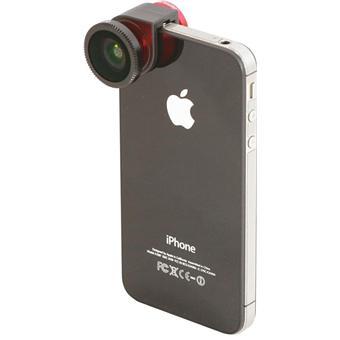 Objectif Iphone Fnac