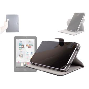 etui rotatif 360 en aspect cuir noir pour tablette fnac kobo arc 7 pouces achat prix fnac. Black Bedroom Furniture Sets. Home Design Ideas